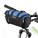 povoljno Torbe za bicikl-ROSWHEEL Bike Volan Bag Torba za rame Otporno na vlagu Podesan za nošenje Otpornost na udarce Torba za bicikl PVC 600D poliester Torba za bicikl Torbe za biciklizam Samsung Galaxy S6 Biciklizam