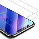 Недорогие Galaxy Tab Защитные пленки-AppleScreen ProtectoriPhone XS HD Защитная пленка для экрана 2 штs Закаленное стекло
