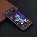 voordelige Galaxy S7 Hoesjes / covers-hoesje Voor Samsung Galaxy S9 / S9 Plus / Galaxy S10 Patroon Achterkant Vlinder Zacht TPU