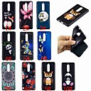 cheap Galaxy S Series Cases / Covers-Case For Nokia Nokia 8 / Nokia 6 / Nokia 5 Pattern Back Cover Butterfly / Owl / Panda Soft TPU