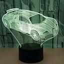 povoljno LED noćna rasvjeta-1pc LED noćno svjetlo AA baterije su pogonjene Kreativan 5 V
