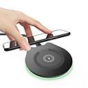 povoljno Oprema za igre na smartphoneu-Bežični punjač USB punjač USB Bežični punjač / Qi 1 USB port 1 A DC 5V za iPhone X / iPhone 8 Plus / iPhone 8