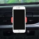 رخيصةأون لوحات المفاتيح-مقعد / سيارة جبل حامل حامل منفذ الهواء مصبغة / الزجاج الأمامي تصميم جديد / 360 درجة دوران ABS حائز