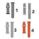 povoljno iPhone maske-Pogledajte Band za Apple Watch Series 5/4/3/2/1 Apple Klasična kopča Silikon Traka za ruku