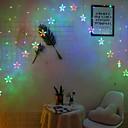 baratos Fitas e Mangueiras de LED-5m Cordões de Luzes 136 LEDs Decorativa 220-240 V 1conjunto