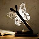 رخيصةأون ديكورات خشب-1PC الصمام ليلة الخفيفة أبيض تزويد القوة LED إبداعي 220-240 V
