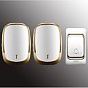 ieftine Cameră de Vedere Spate-Factory OEM Wireless Unu până la două Doorbei Muzică / Ding Dong Sonerie ușă ascunsă Montat pe suprafață