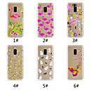 voordelige Galaxy A8 Hoesjes / covers-hoesje Voor Samsung Galaxy A6 (2018) / A6+ (2018) / Galaxy A7(2018) Patroon Achterkant Hart / Sexy dame Zacht TPU