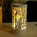 povoljno Muški satovi-1pc Noćno svjetlo za stol Toplo bijelo Za djecu / Kreativan 5 V