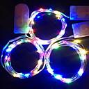 رخيصةأون سماعات الأذن السلكية-1M أضواء سلسلة 10 المصابيح تغيير اللون ديكور بطاريات تعمل بالطاقة 1SET