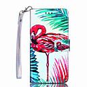 povoljno iPhone maske-Θήκη Za Apple iPhone XS / iPhone XR / iPhone XS Max Novčanik / Utor za kartice / Otporno na trešnju Korice Flamingo Tvrdo PU koža