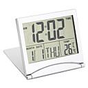 رخيصةأون آلات الحرارة-محمول / مضاعف مقياس الحرارة 0°C-50°C الحياة المنزلية, LCD عرض