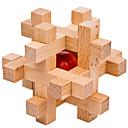 ieftine HDMI-Cuburi Magice Puzzle Puzzle Lemn nivel profesional Viteză De lemn 12 pcs Clasic & Fără Vârstă Băieți Fete Jucarii Cadou