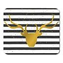 رخيصةأون بادة ماوس الكمبيوتر-LITBest منصة الألعاب / لوحة الماوس الأساسية 22 cm مطاط Square