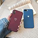رخيصةأون أغطية أيفون-غطاء من أجل Apple iPhone XS / iPhone XR / iPhone XS Max مثلج / نموذج غطاء خلفي قطة قاسي الكمبيوتر الشخصي