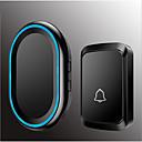 povoljno Oprema za igre na smartphoneu-Bez žice Jedan do jedan vratar Glazba / Ding Dong Non-visual doorbell Montirano na površini