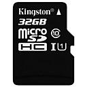 رخيصةأون سلاسل المفاتيح-Kingston 32GB بطاقة مايكرو SD بطاقة TF شريحة ذاكرة CLASS10