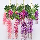 povoljno Umjetno cvijeće-Umjetna Cvijeće 5 Podružnica suspendirana Stilski Suvremena suvremena Vječni cvjetovi Zidno cvijeće