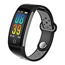 povoljno Oprema za Xbox 360-q6 Muškarci Smart Narukvica Android iOS Bluetooth Smart Sportske Vodootporno Heart Rate Monitor Mjerenje krvnog tlaka Štoperica Brojač koraka Podsjetnik za pozive Mjerač aktivnosti Mjerač sna