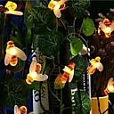 povoljno LED svjetla u traci-1.5m pčela od pčela od meda 10 litara tople bijele zahvalnice za praznike ukrasne aa baterije napajane 1 set