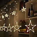 povoljno LED svjetla u traci-2.5m Žice sa svjetlima * LED diode Dip Led Toplo bijelo / Hladno bijelo / Crveno Party / Vjenčanje / Csillag 220-240 V / 110-120 V 1set