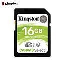 رخيصةأون سلاسل المفاتيح-Kingston 16GB SD Card شريحة ذاكرة CLASS10