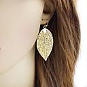 povoljno Modne ogrlice-Žene Viseće naušnice Botanički Stilski Jednostavan Naušnice Jewelry Zlatan Za Dnevno Spoj 1 par