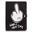 povoljno iPhone maske-Θήκη Za Apple iPad Mini 5 / iPad New Air (2019) / iPad Mini 3/2/1 Novčanik / Utor za kartice / sa stalkom Korice Riječ / izreka Tvrdo PU koža