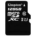رخيصةأون سلاسل المفاتيح-Kingston 128GB بطاقة مايكرو SD بطاقة TF شريحة ذاكرة CLASS10