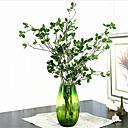 voordelige Kunstbloemen-Kunstbloemen 1 Tak Klassiek Europees Pastoraal Stijl Planten Bloemen voor op de grond