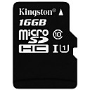 رخيصةأون سلاسل المفاتيح-Kingston 16GB بطاقة مايكرو SD بطاقة TF شريحة ذاكرة CLASS10
