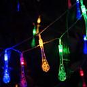 povoljno LED svjetla u traci-2m Žice sa svjetlima 20 LED diode Više boja Ukrasno AA baterije su pogonjene 1set