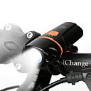 povoljno Muške jakne-LED Svjetla za bicikle Prednje svjetlo za bicikl Svjetlo za bicikle Baterijska svjetiljka LED Brdski biciklizam Bicikl Biciklizam Vodootporno Super Bright Sigurnost Prijenosno USB 200 lm Može se