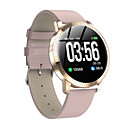 povoljno Smart Wristbands-CF18 Muškarci Smart Satovi Android iOS Bluetooth Smart Sportske Vodootporno Heart Rate Monitor Ekran na dodir Podešivač vremena Štoperica Brojač koraka Podsjetnik za pozive Mjerač aktivnosti