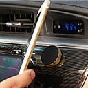 رخيصةأون حامل سيارة-المغناطيسي سيارة حامل الهاتف العالمي الجدار مكتب معدن مغناطيس ملصق موقف المحمول حامل مفتاح سيارة جبل الدعم
