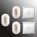ieftine USB-uri-Wireless Doi până la trei Doorbei Muzică / Ding Dong Sonerie ușă ascunsă