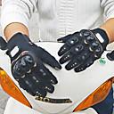 povoljno Motociklističke rukavice-Cijeli prst Muškarci Moto rukavice PVC (Polyvinylchlorid) / Prozračna mrežica Prozračnost / Otporno na nošenje / Ne skliznuti