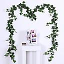 رخيصةأون أزهار اصطناعية-زهور اصطناعية 1 فرع كلاسيكي التقليدية / الكلاسيكية النمط الرعوي نباتات أزهار الحائط