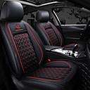voordelige Auto-audio-nieuwe vier seizoenen algemene autostoel volledige hoes en kussen voor vijfzits auto / pu leer / airbag compatibiliteit / verstelbaar en afneembaar / gezinsauto / suv