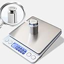 povoljno Digitalne vage-0.01g-500g prijenosni mini elektronički digitalni razmjera džepni slučaj poštanske visoke preciznosti kuhinje nakit težinu