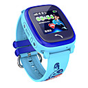 povoljno Pametni satovi-DF25 Muškarci Smart Satovi Android iOS Bluetooth GPS Smart Sportske Vodootporno Heart Rate Monitor Štoperica Brojač koraka Podsjetnik za pozive Mjerač aktivnosti Mjerač sna / Mjerenje krvnog tlaka