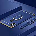 povoljno HDMI kablovi-Θήκη Za Apple iPhone XS / iPhone XR / iPhone XS Max Pozlata / Prsten držač / Ultra tanko Stražnja maska Jednobojni Tvrdo PC