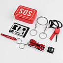 voordelige iPhone-hoesjes-First Aid Kit / Gereedschap & Accessoires draagbaar / Reisaccessoires voor noodgevallen Metaal 9.5*6.5*3 cm
