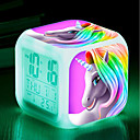 ieftine Breloc LED-Ceas deșteptător Piloane de Menținut Carnea Plastice Automat 1 pcs