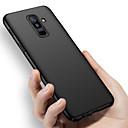 voordelige Galaxy A-serie hoesjes / covers-hoesje Voor Samsung Galaxy A6 (2018) / A6+ (2018) / A8 2018 Ultradun / Mat Achterkant Effen Hard PC