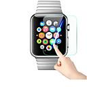 voordelige Apple Watch-bandjes-Screenprotector Voor Apple Watch 42mm / Apple Watch 38mm / Apple Watch Series 4 Gehard Glas 9H-hardheid / 2.5D gebogen rand / Explosieveilige 1 stuks