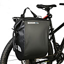 povoljno Torbe za bicikl-20 L Bike Trunk Bags Vodootporno Prijenosno Podesan za nošenje Torba za bicikl PVC Mrežica Torba za bicikl Torbe za biciklizam Vježbanje na otvorenom Bicikl
