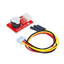 ieftine Senzori-ky0042 buzer activ (roșu) alb, cu sârmă dupont de 3 pini