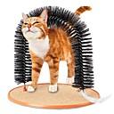 olcso Felületre szerelt dióda (SMD) LED-ek-Scratching Board Macskák Házi kedvencek Játékok 1db Állatok Elasztikus Rozsdamentes acél Műanyag Ajándék
