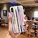 povoljno Samsung oprema-Θήκη Za Apple iPhone XS / iPhone XR / iPhone XS Max Protiv prašine / IMD Stražnja maska Munja Mekano TPU